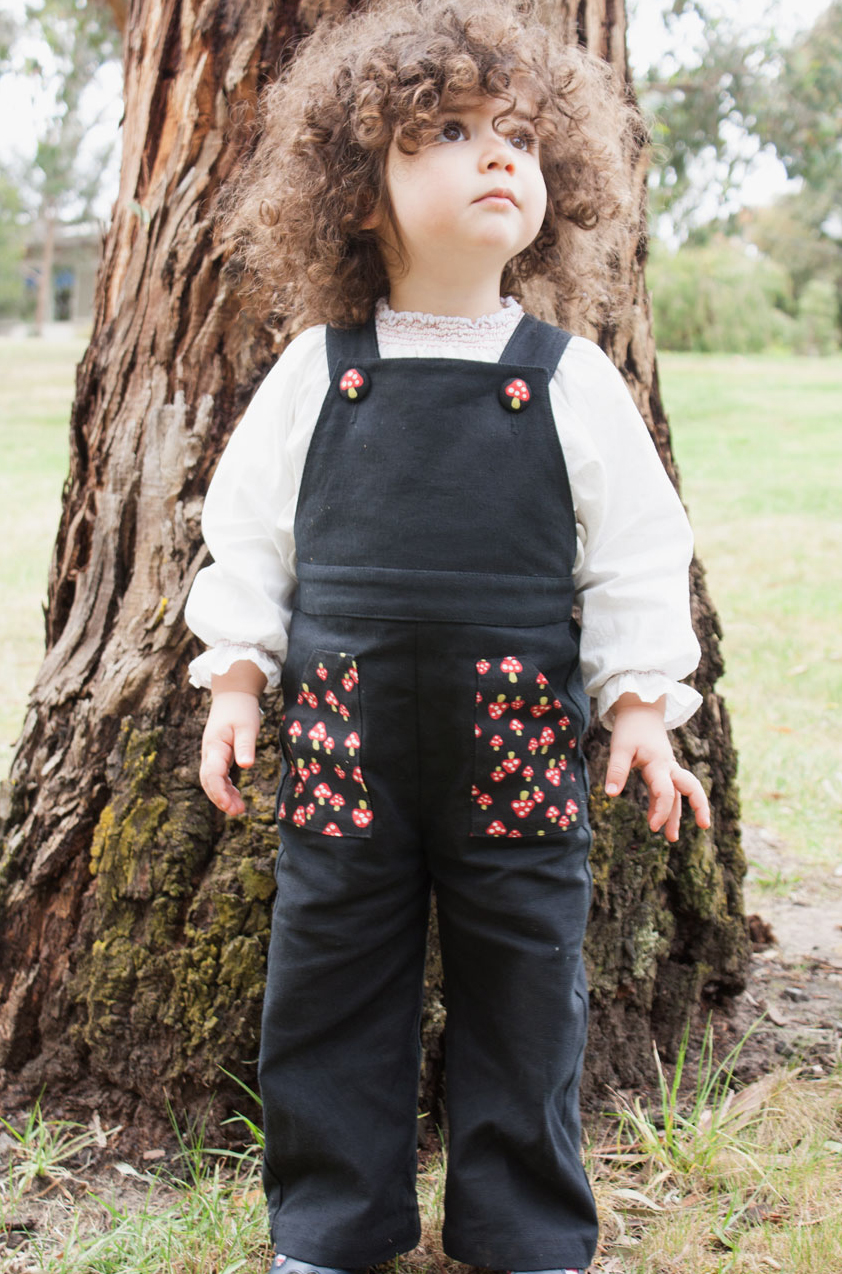 Ariella Tailored Overalls
